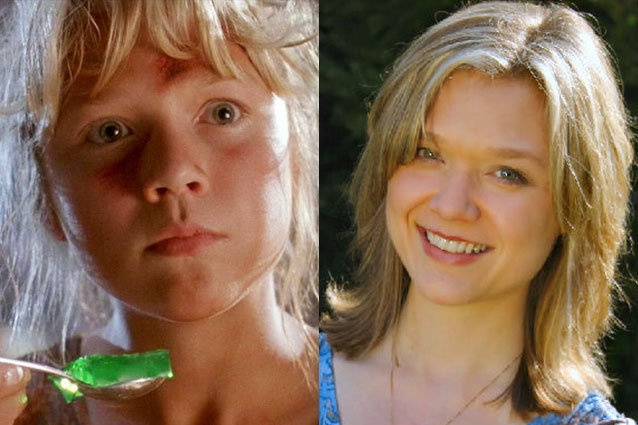 Ariana Richards, 'Jurassic Park' (1993)